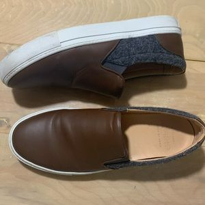 Greats Brooklyn slip on shoes made ITALY mens 10.5